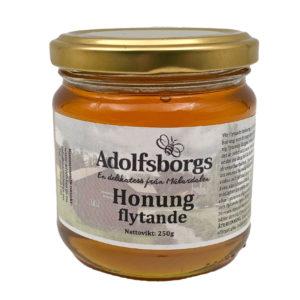 Honung flytande