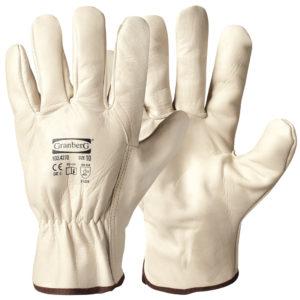 Handske oxnarv