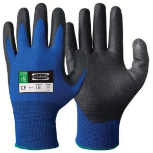 Handske lätt fodrad
