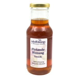 Honung flytande flaska