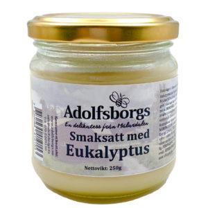 Smaksatt med eukalyptus