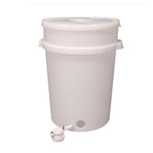 Honungskärl 140kg plast