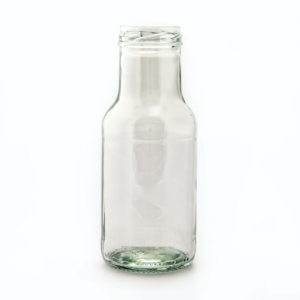 Glasflaska 250 ml 24st/bricka