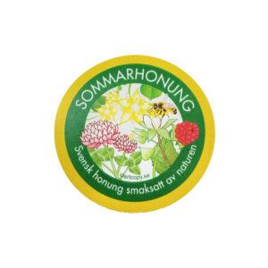 Etikett Sommarhonung 100st