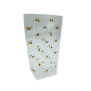Cellofanpåse med bin